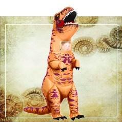 Costumi Dinosauro Gonfiabile