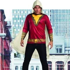 Costumi Shazam