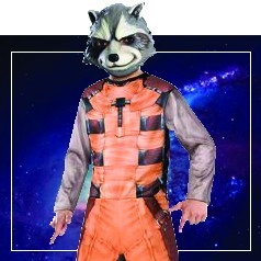 Costumi Rocket