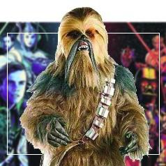 Costumi Chewbacca