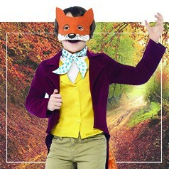 Costumi Fantastic Mr. Fox
