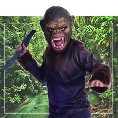 Costumi Il Pianeta delle Scimmie