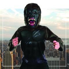 Costumi King Kong