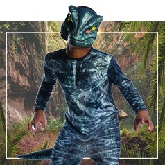 Costumi Jurassic World