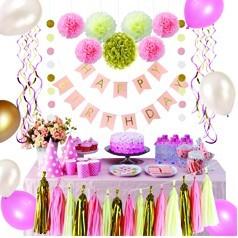 Bandierine Compleanno