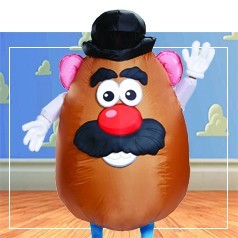 Costumi Mr Potato
