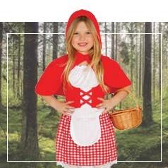 Costumi Cappuccetto Rosso