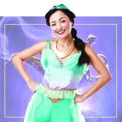 Vestiti Jasmine Donna