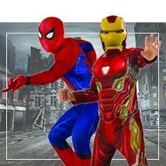 Costumi Marvel