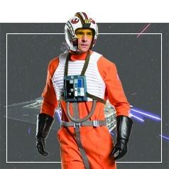 Costumi Pilota X Wing