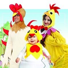 Costumi da Animali per la Famiglia