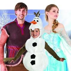 Costumi di Disney per Famiglia