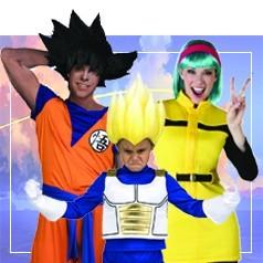 Costumi da Cartoni animati per Famiglia