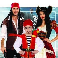 Costumi da Pirata per Famiglie