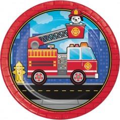 Compleanno Pompiere