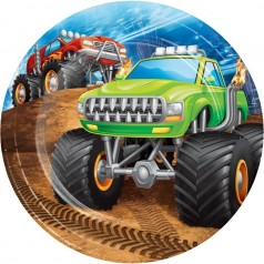 Compleanno Monster Truck