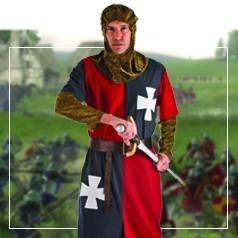 Costumi Guerriero Medievale