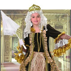 Costumi Epoca Bambina