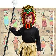 Costumi Paesi e Culture Bambini