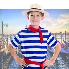Costumi Paesi e Culture Bambino