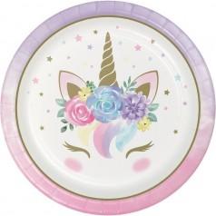 Compleanno Unicorno Baby