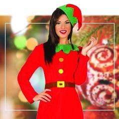 Costumi Aiutante di Babbo Natale