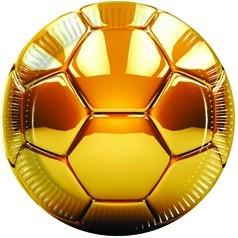 Compleanno Calcio Oro