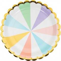 Festa a Tema Colori Pastello
