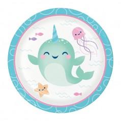 Compleanno Balena Unicorno