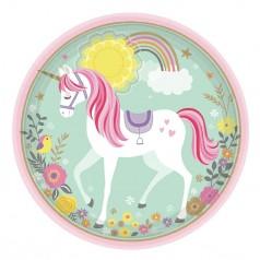 Compleanno Unicorno Magico