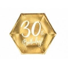 Compleanno 30 Oro