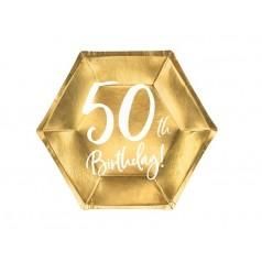 Compleanno 50 Oro