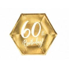 Compleanno 60 Oro