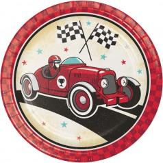 Compleanno Macchine Vintage