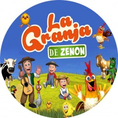 Cumpleaños La Granja de Zenon