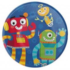 Cumpleaños Robots