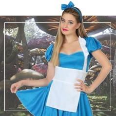 Costumi Alice nel Paese delle Meraviglie