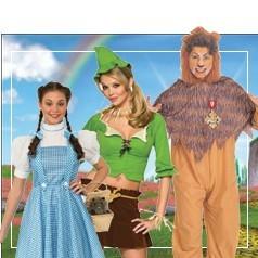 Vestiti Mago di Oz