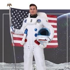 Costumi Astronauta