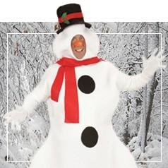Costumi Pupazzo di Neve