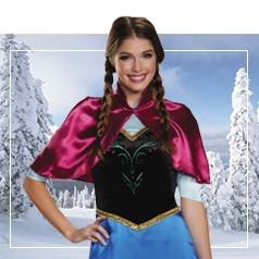 Vestiti Anna Frozen