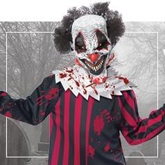 Costumi Pagliaccio Assassino