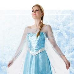 Vestiti Elsa Frozen