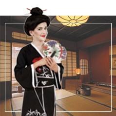 Vestiti Geisha