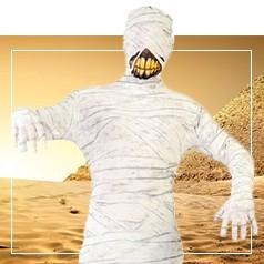 Vestiti da Mummia