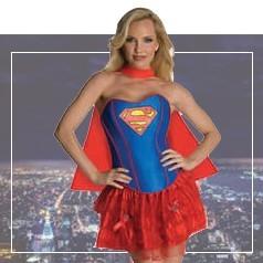 Costumi Supergirl