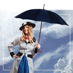 Vestiti Mary Poppins