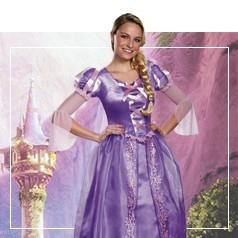 Vestiti Rapunzel