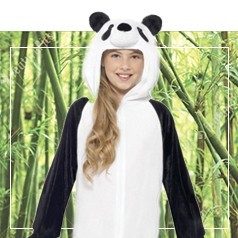 Costumi Panda