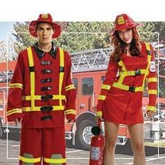 Costumi Pompiere